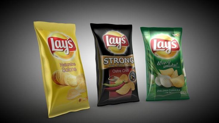 http://www.turbosquid.com/3d-models/potato-chips-3d-c4d/646198