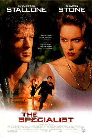 THE SPECIALIST (1994): A woman entices a bomb expert she's involved with into…