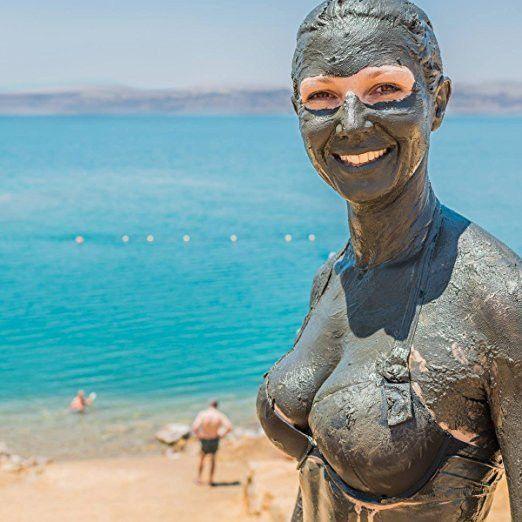 Beauty Dead Sea Mud Mask Facial Treatment, 250g / 8.8 fl.oz