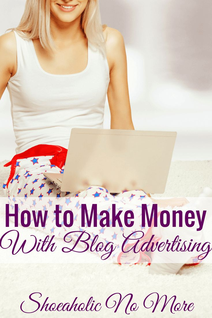 There are lots of ways to make money with blog advertising. This blogger shares how she made over $1,000 with blog advertising last month.