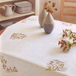 Комплект для вышивания (салфетка, 90х90 см)