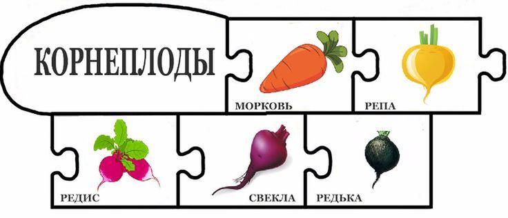 """Дидактическая игра: """"Сортируем цветы, овощи и фрукты"""" - Babyblog.ru"""