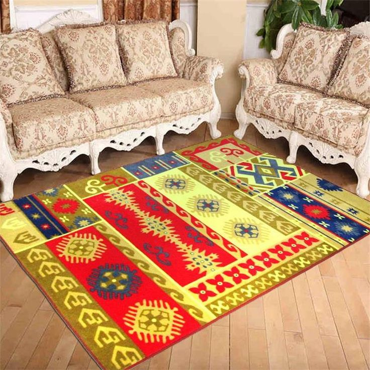 133X190CM Tibetan Worship Carpet Living Room Nylon Rugs And Carpets Coffee Table Floor Mat Study Room Area Rug Persia Style