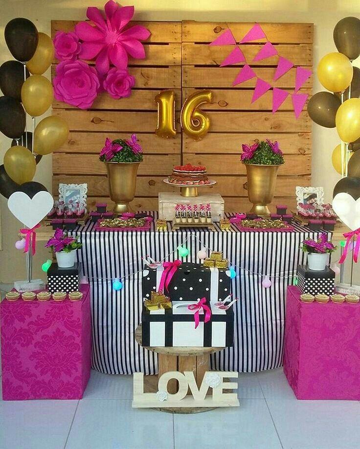 Decoración En 2019 Decoracion Fiesta Cumpleaños