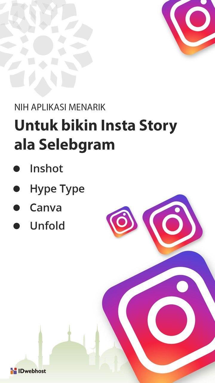 Aplikasi Untuk Bikin Insta Story Aplikasi Tahu Instagram
