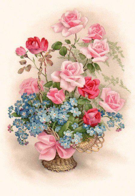Roses http://es.pinterest.com/cristinaelza/flores-folhas-frutos-e-plantas/