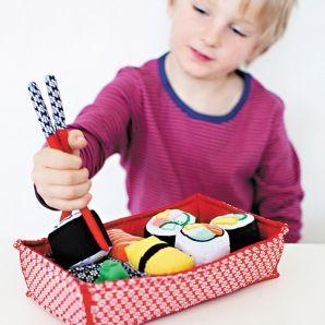 Oskar & Ellen sushi set - Free delivery - Toyella