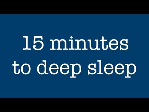 FALL ASLEEP FAST, DEEPLY & SOUNDLY- A truly life changing guided meditation for sleep - YouTube