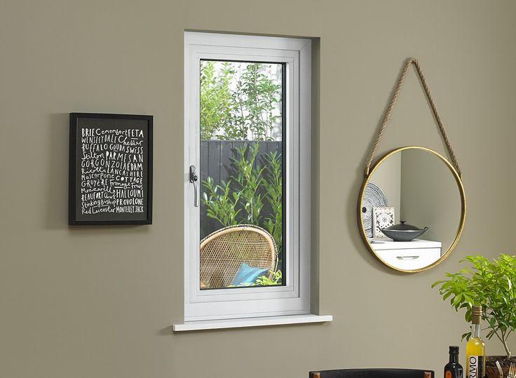 Supreme White Window 630mm x 1050mm » Vufold