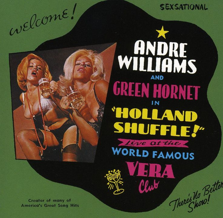 Precision Series Andre Williams - Holland Shuffle