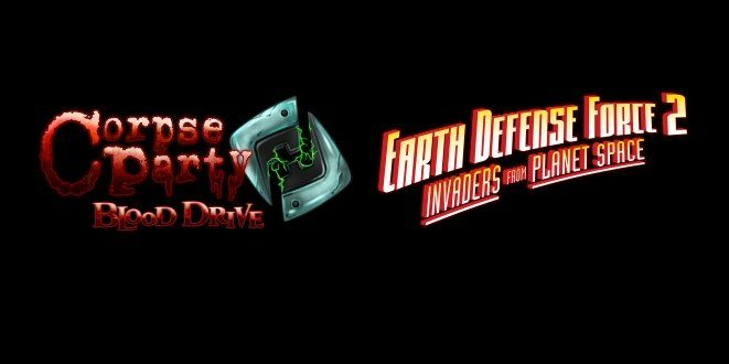 XSEED Announces 2 New Titles for the PS Vita - Corpse Party: Blood Drive and Earth Defense Force 2: Invaders from Planet Space - http://techraptor.net/content/xseed-announces-2-new-titles-for-the-ps-vita-corpse-party-blood-drive-and-earth-defense-force-2-invaders-from-planet-space | Gaming, News