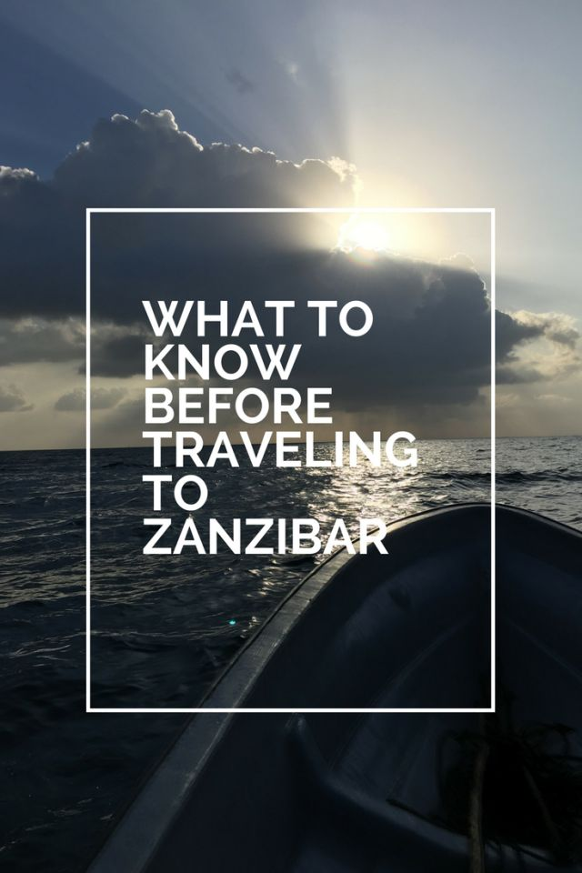 Tips you need to know before visiting Zanzibar: from what to expect, visas, vaccines, to what to wear on location.