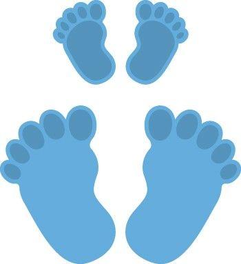 Marianne Design Creatable-Feet