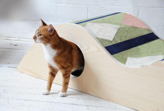 My Cat Posts by Aelfie x Michael Yarinsky - Design Milk
