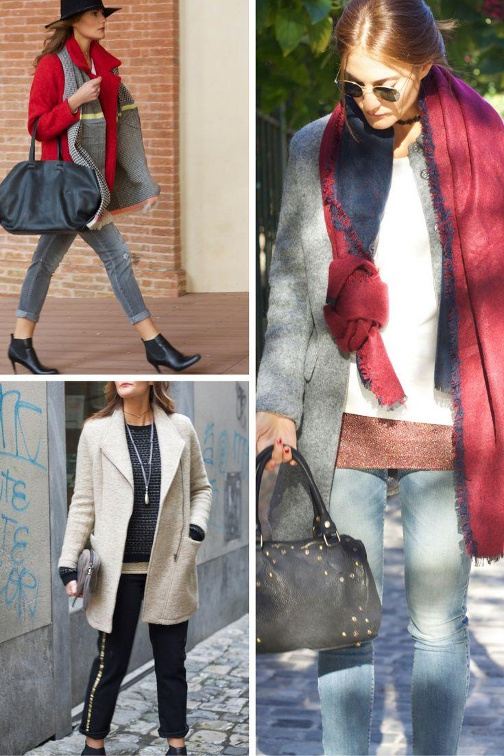 Voglia di cappotto? Lungo, corto, colorato oppure no... A voi la scelta! #dress #coat #wool #bag #scarf #jacket #outerwear #accessories #Laltrastoria #fallwinter20162017 #madeinitaly 🇮🇹