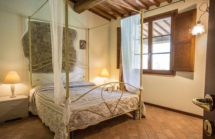 La Dama apartments at Borgo Da Vinci