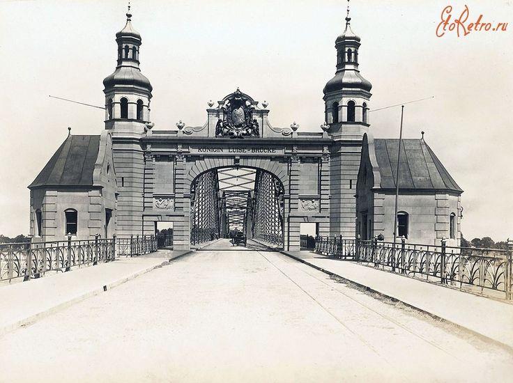 1366037413af3.jpg (800×598) мост королевы Луизы Тиильзит