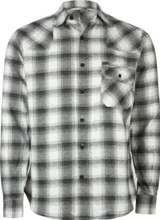 BLUE CROWN Southland Mens Flannel Shirt  Sale: $9.97