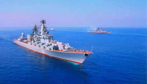 Надводные силы черноморского флота России
