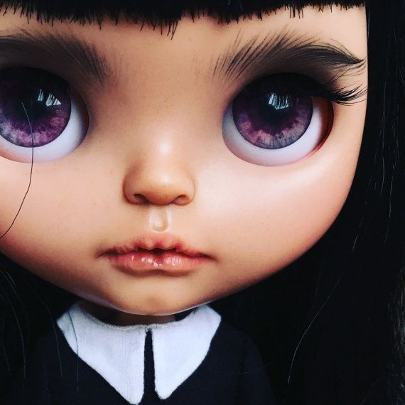 Please read before buying! Custom Blythe doll.