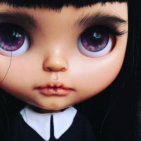 Please read before buying! Custom Blythe doll.