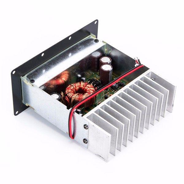 12v Hight Power subwoofer placa de áudio amplificador se encaixa para carro falante de 10 polegadas