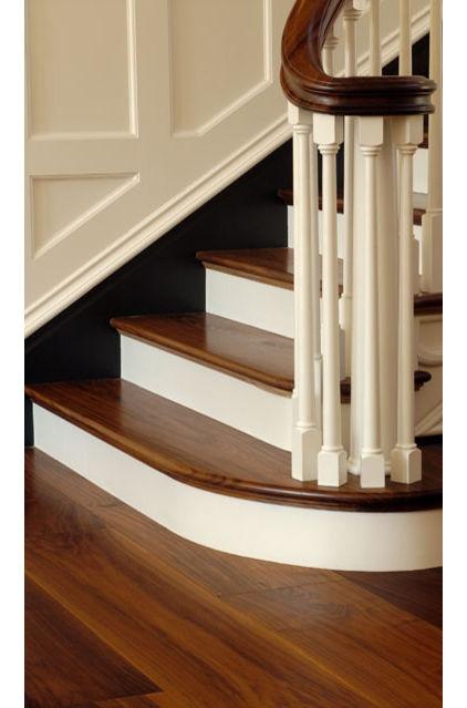 Walnut floors, Beautiful hardwood floor ideas