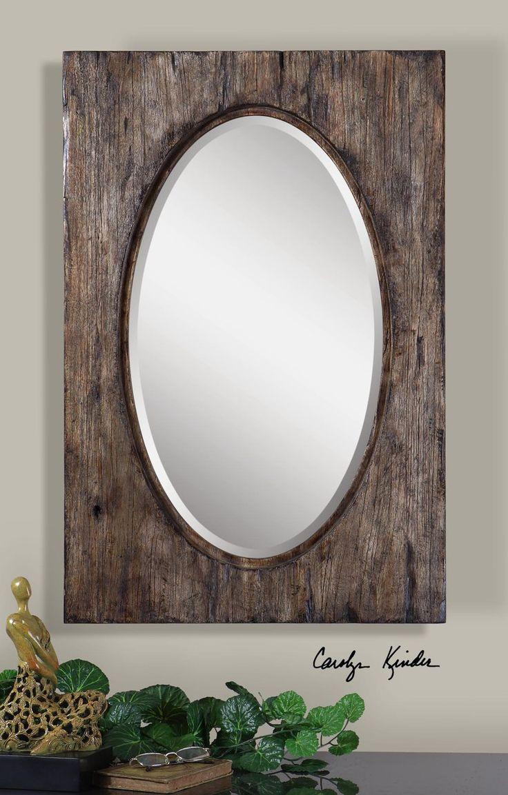 best 25 rustic mirrors ideas on pinterest farm mirrors