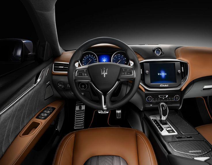 Maserati Ghibli Ermenegildo Zegna Edition
