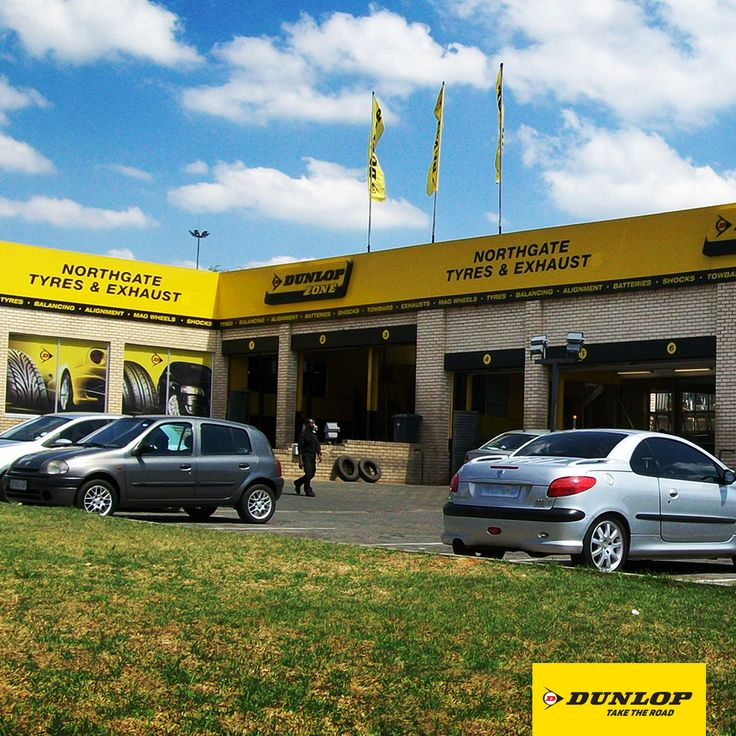 """Ted got great service from one of our Dunlop Zones. Have you? """"Very impressed with the level of service at Northgate Tyre & Exhaust's Dunlop Zone. Top notch."""" Ted de Boer.  For professional service and quality products, click on the link in our bio to find your nearest Dunlop dealership."""