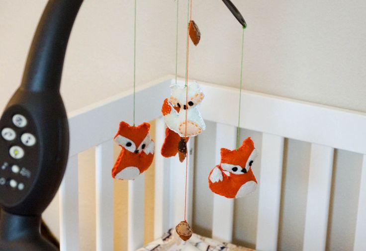 A Fox Themed Nursery for Britain Fox! - Project Nursery