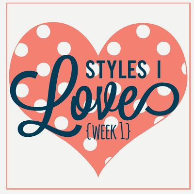 Calculating Blessings: 31 Days of Goodwill Style - Day Seven - Styles I Love