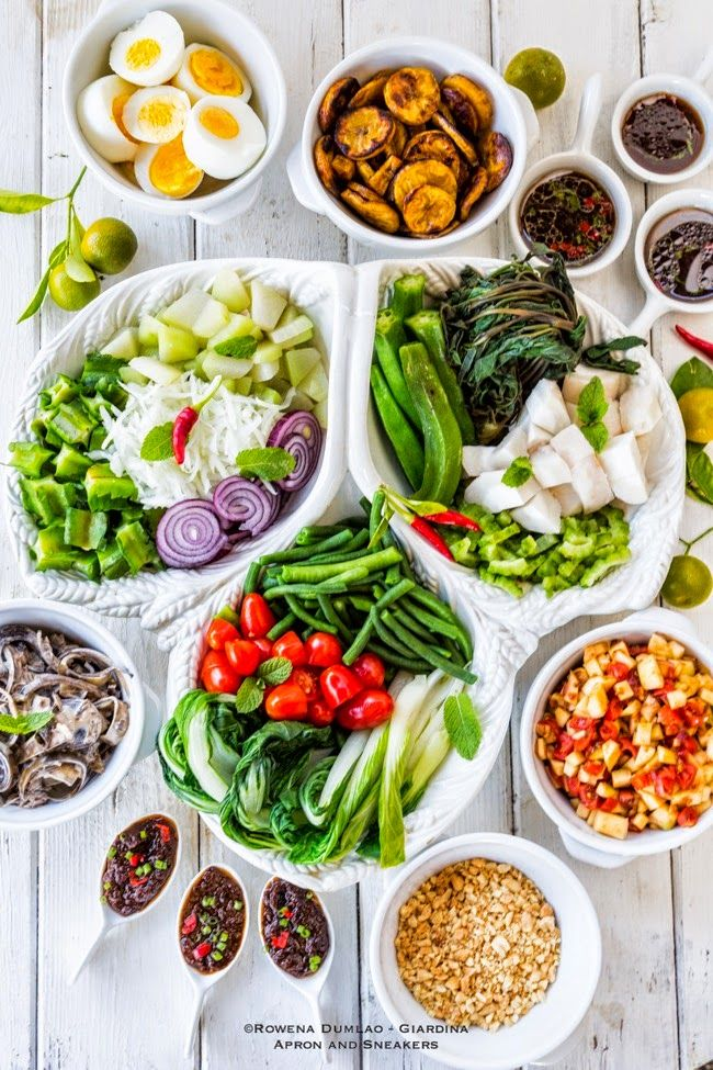Apron and Sneakers - Cooking & Traveling in Italy and Beyond: 3 Asian Vegetable Salads and 3 Kinds of Dressings