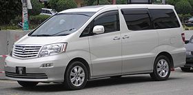Toyota alphard 2008 gsic Workshop Service manual