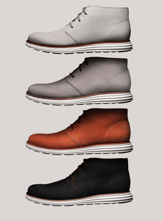 To know more about Cole Haan LunarGrand Chukka, visit Sumally, a social  network that gathers together all the wanted things in the world!