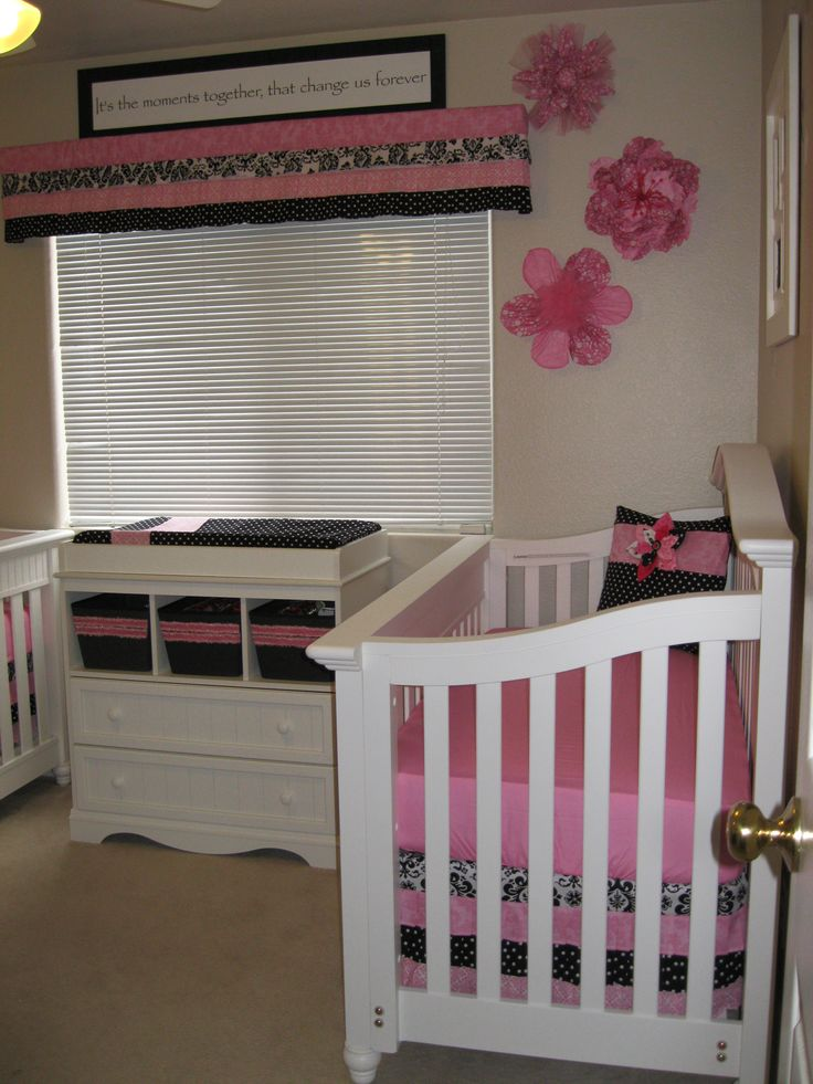 Twin Baby Girl Bedroom Ideas 31 best twin girl nursery ideas images on pinterest | nursery