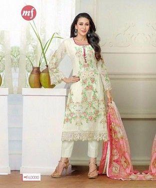 35 best karishma style suits images on Pinterest | Salwar kameez ...