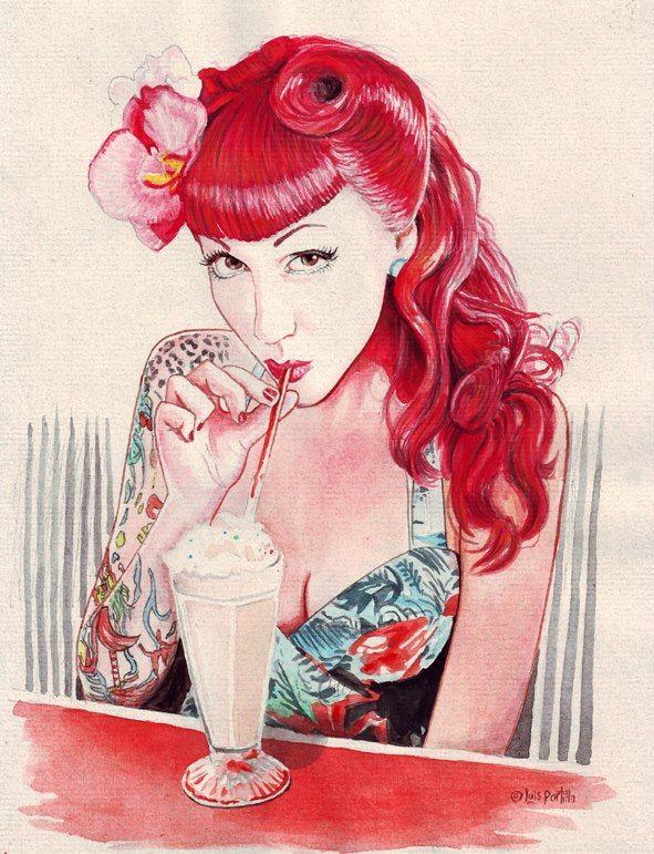 Illustration by Luis Portillo.