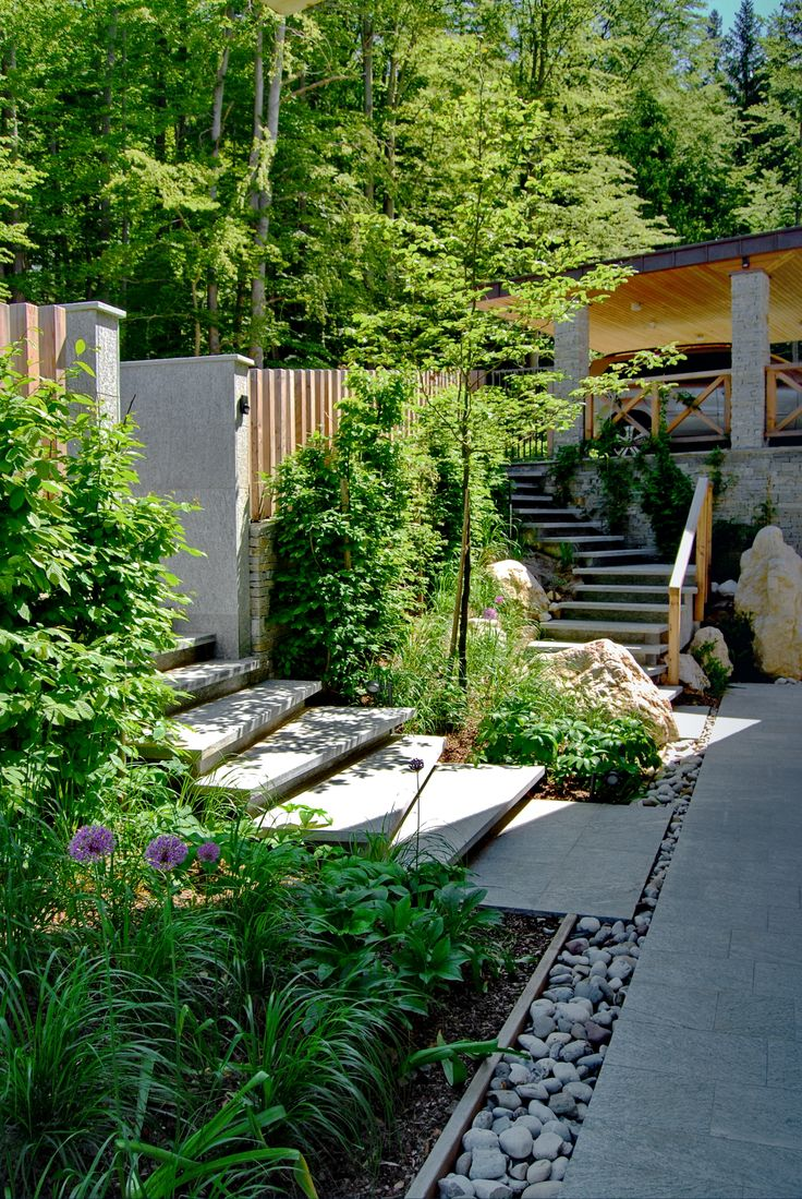 Alpine Garden Design Beauteous Design Decoration