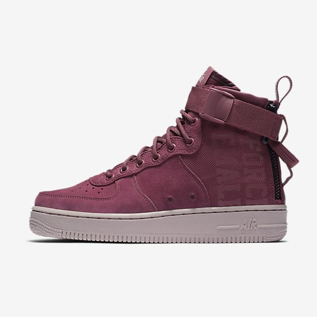 3a069a84b9 Find the Nike SF Air Force 1 Mid Force Is Female Women's Shoe at Nike.com.  Enjoy free shipping and returns with NikePlus.