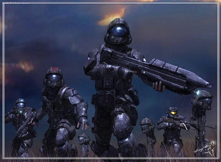 Unit.2 Alpha group by ubald007.deviantart.com on @deviantART
