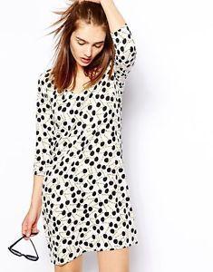 ASOS Cherry Print Tunic Dress: http://www.ebay.co.uk/itm/New-VILA-ASOS-Talia-Cherry-Print-Black-and-White-Tunic-Dress-Size-XS-8-/171783436348?ssPageName=STRK:MESE:IT