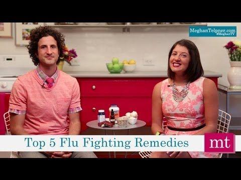 Top 5 Flu Fighting Remedies | Meghan TV