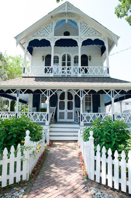 Victoria House Bed And Breakfast Beach Haven Nj : Best images about quot painted ladies of cape may nj on