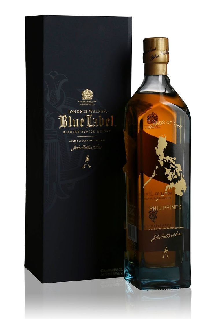 Blue Label Philippines Limited edition