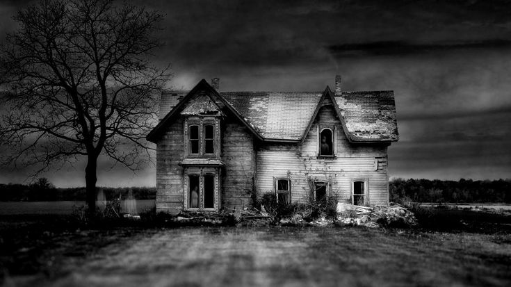 Bing Images - Spooky House - An old abandoned house in southern ...