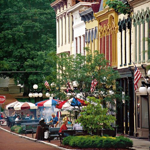Downtown - Frankfort KY