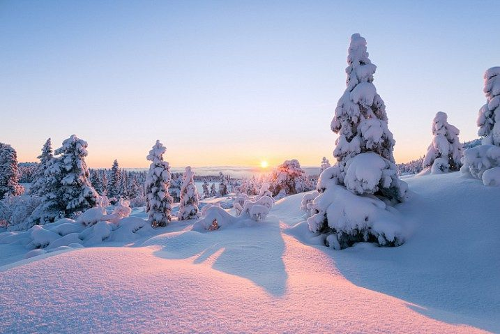 5 Tips for Better Winter Landscape Photography  There are several new challenges you need to handle and, quite often, everything is white. How do you handle that? Here are five tips to capture better winter landscape images. #landscapingphotography