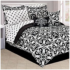 Dan River King 10-Piece Bed-In-A-Bag Comforter Sets at ...