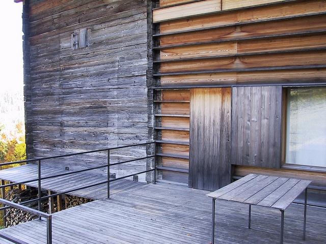 Casa Gugalun / Peter Zumthor